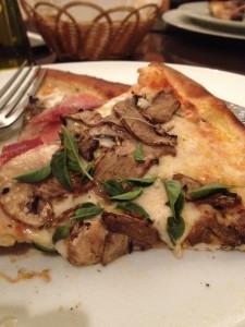 68 La Pizzeriaピザ